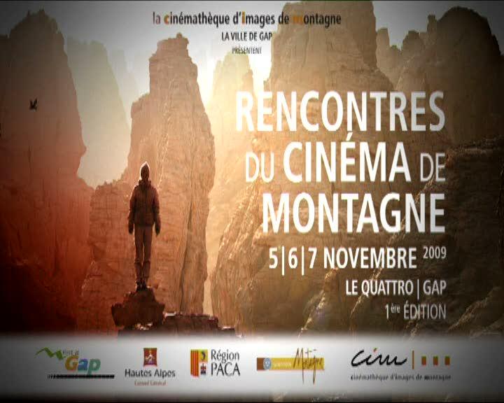 Rencontres du Cinéma de Montagne 2009 (Les)