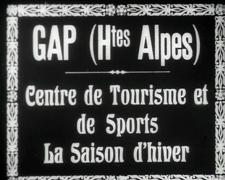 Gap (Htes Alpes), centre de tourisme et de sports