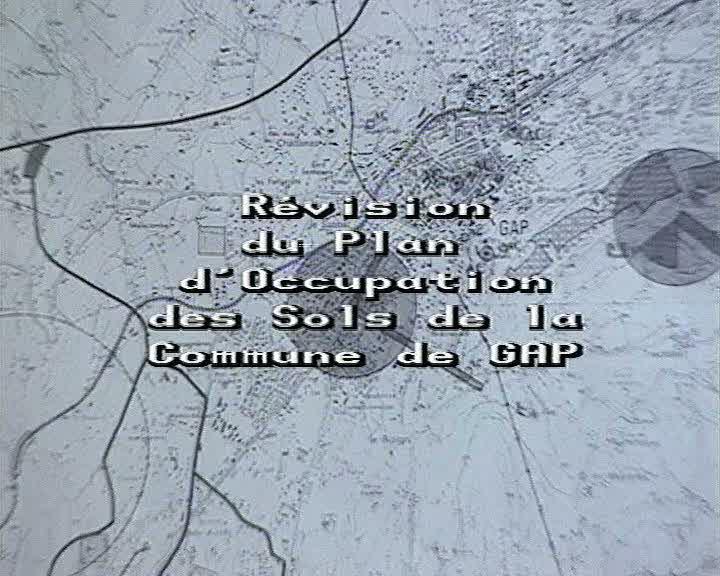 Révision du Plan d'Occupation des Sols de la Commune de Gap
