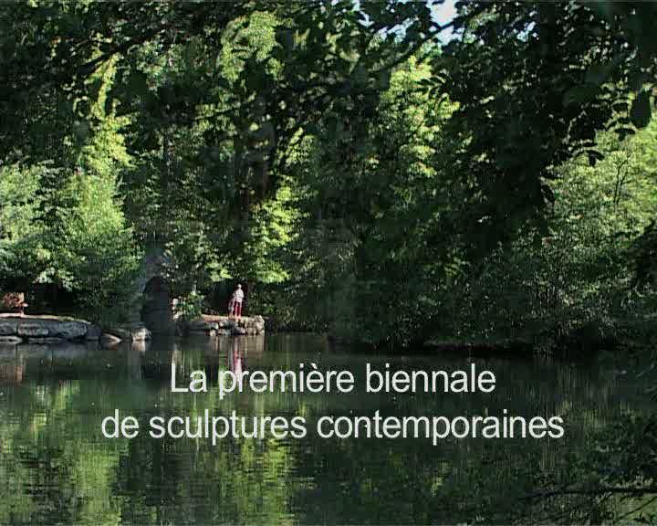 Première biennale de sculptures contemporaines (La)