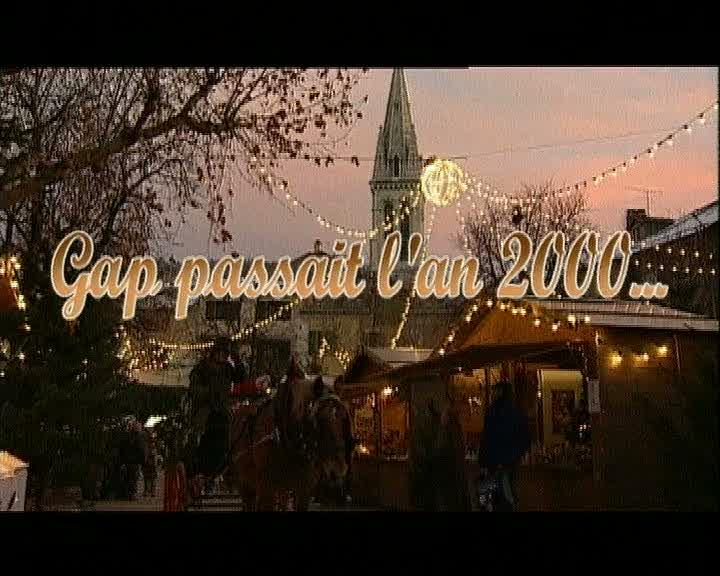 Il était une fois ... Gap passait l'an 2000 ...