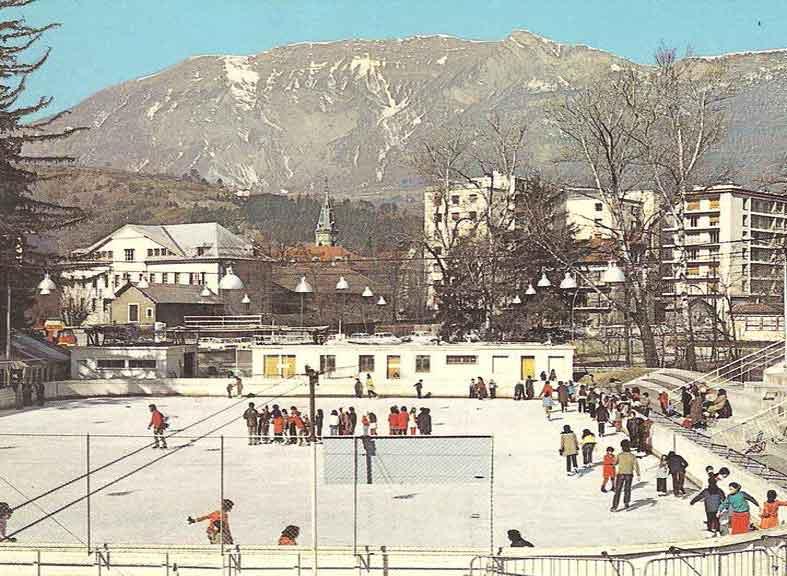 Alp'Arena - Historique