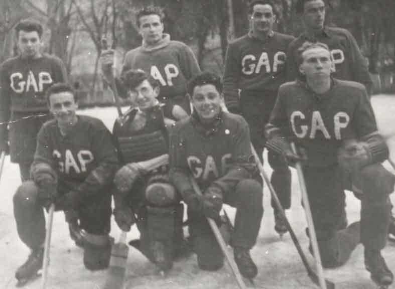 Alp'Arena - Hockey
