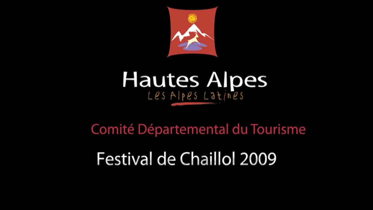 Festival de Chaillol 2009