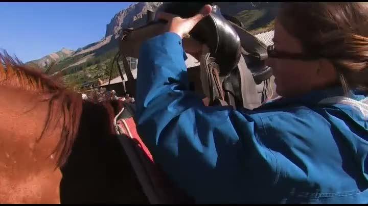 Equitation dans les Hautes-Alpes