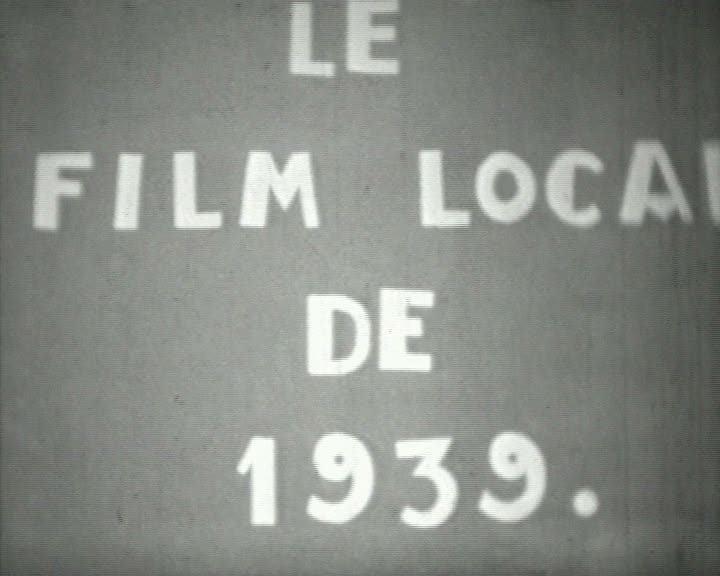 Film local de 1939, Laragne (Le)