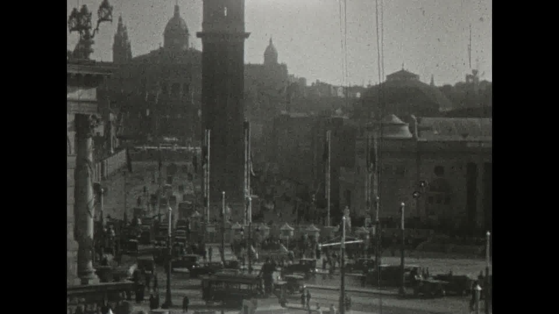 Carnet de voyages, 1929-1930 envrion