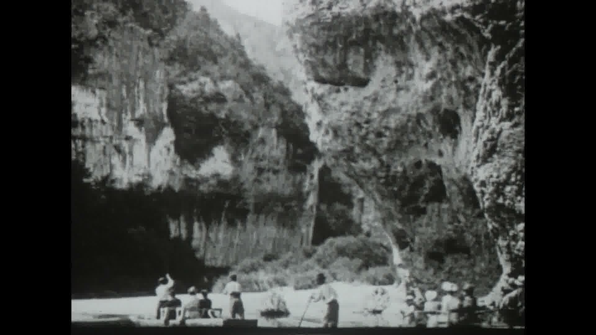 Au fil de l'eau, 1928 et 1934