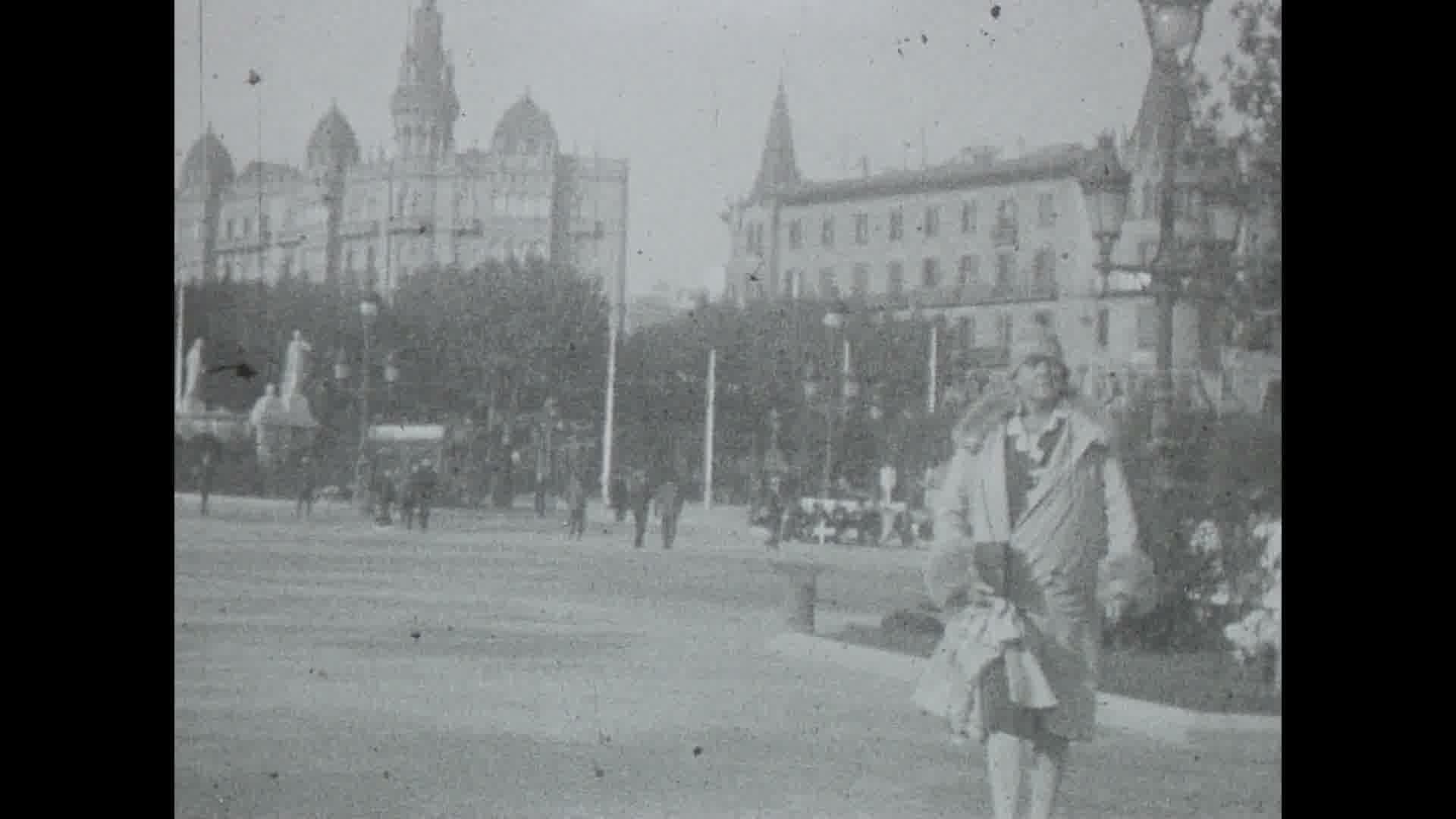 Barcelone 1929 et Hautes-Alpes 1930