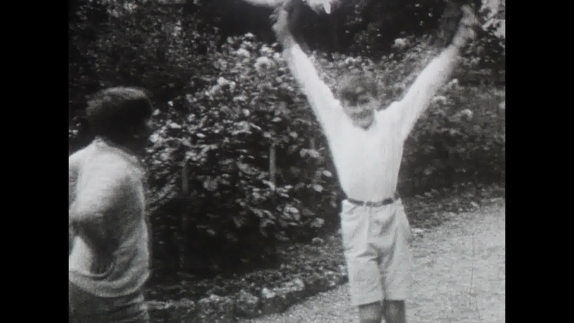 Corde à sauter, août 1930