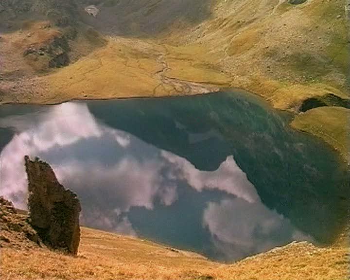 Au-delà des lacs