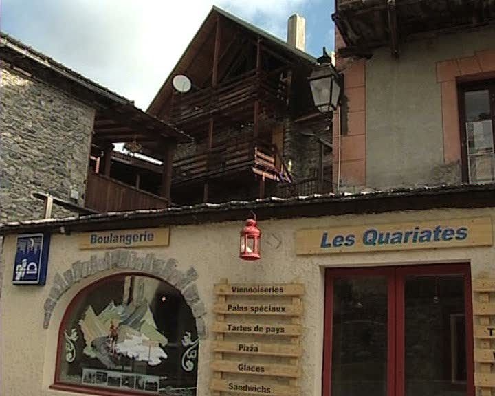 Boulangerie Les Quariates