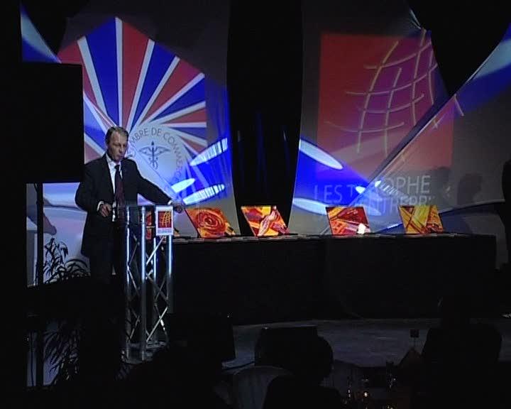 Trophées de l'Entreprise Initiative 2007, la soirée (Les)