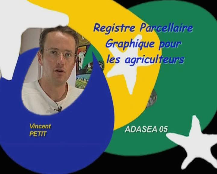 Registre Parcellaire Graphique pour les agriculteurs