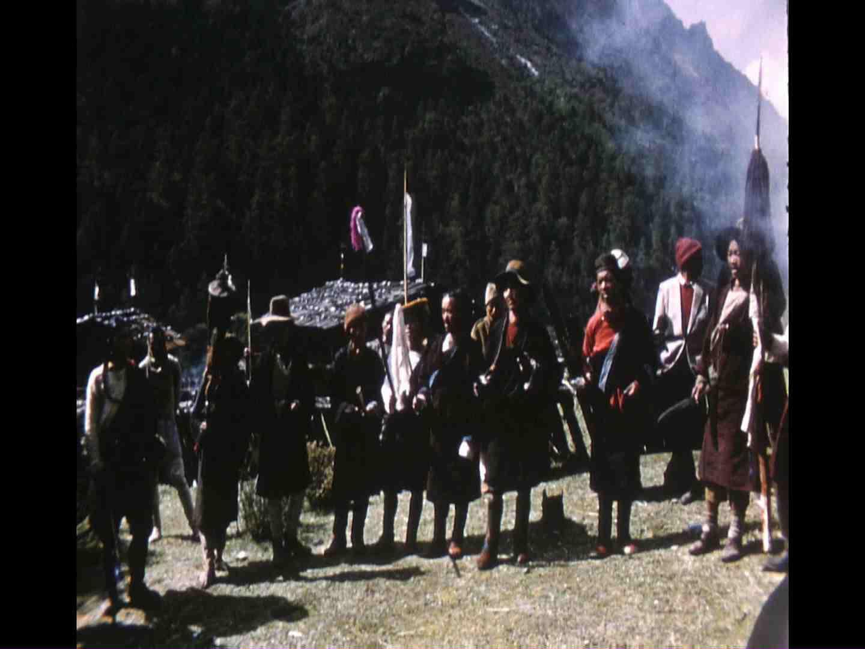 Népal -  Royaume des Montagnes
