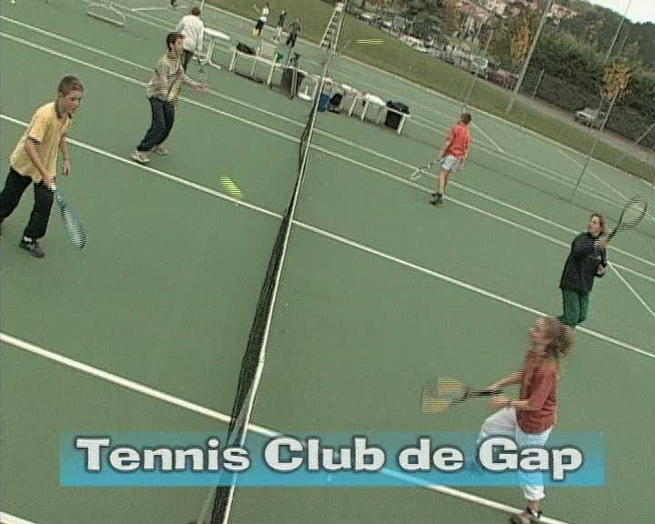 Clubs de l'Office municipal des Sports de Gap, clip 5 (Les)