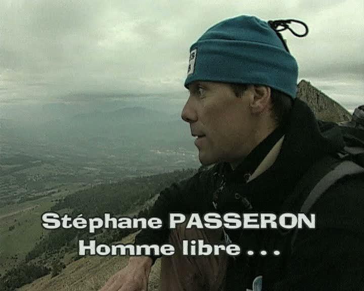 Stéphane Passeron se raconte