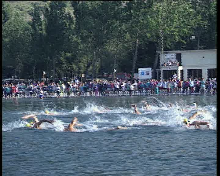 Triathlons internationaux d'Embrun