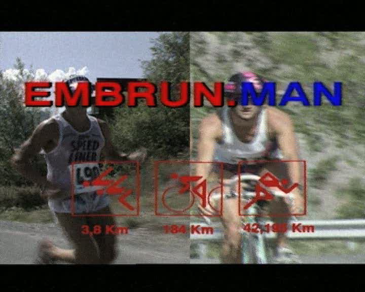 Triathlon d'Embrun - Edition 1996 (Le)