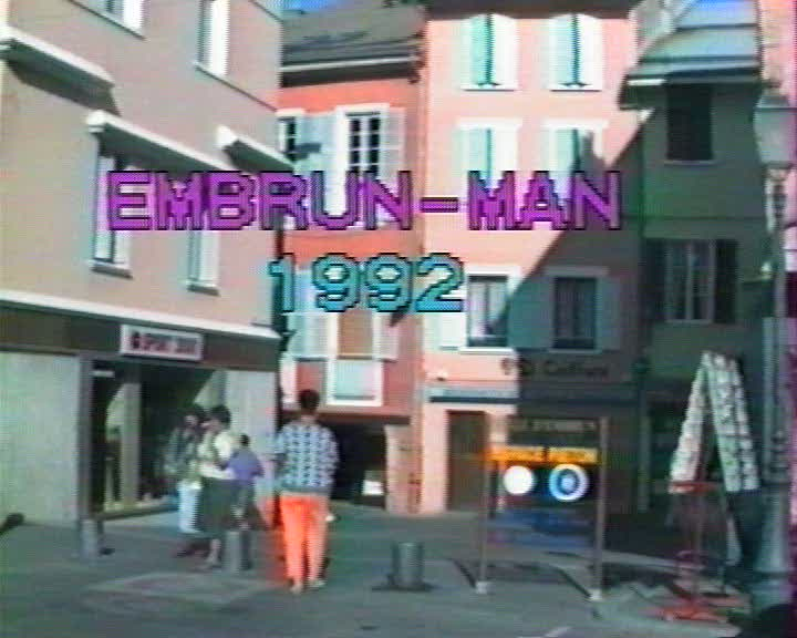 Embrun-man 1992