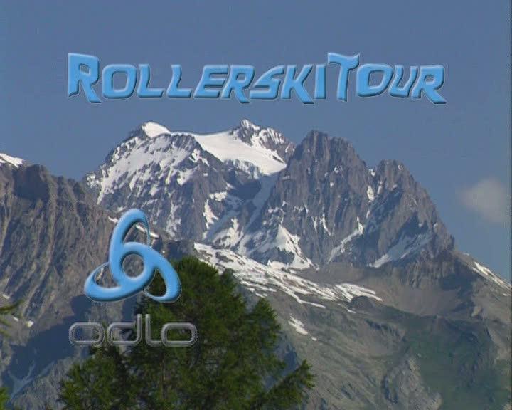Rollerski Tour au Pays des Ecrins