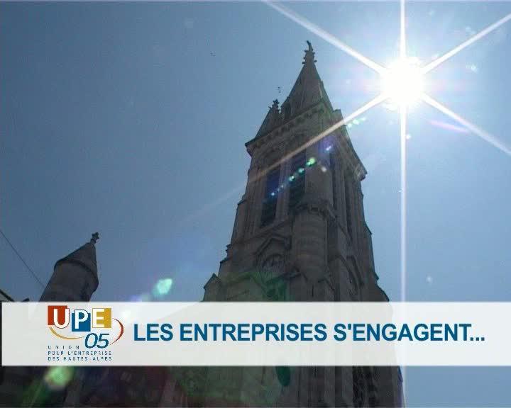 UPE 05 : les entreprises s'engagent
