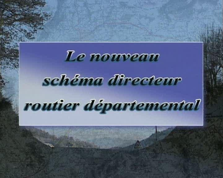 Nouveau schéma directeur routier départemental (Le)