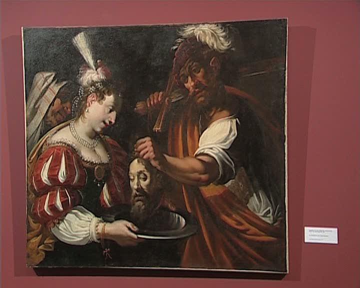 """""""La décollation de Saint-Jean-Baptiste"""", attribué à Ludovicus Finsonius"""