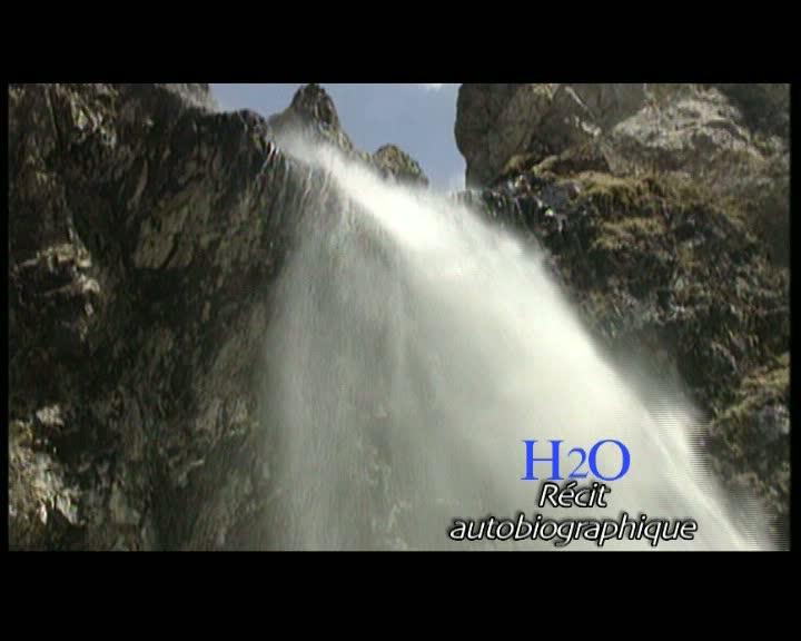 H2O Récit autobiographique