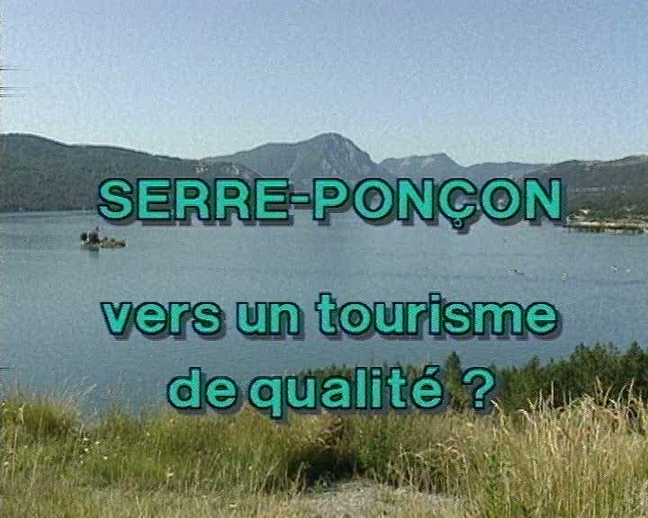 Serre-Ponçon, vers un tourisme de qualité ?