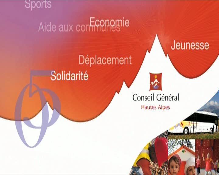 Conseil Général des Hautes-Alpes (Le)