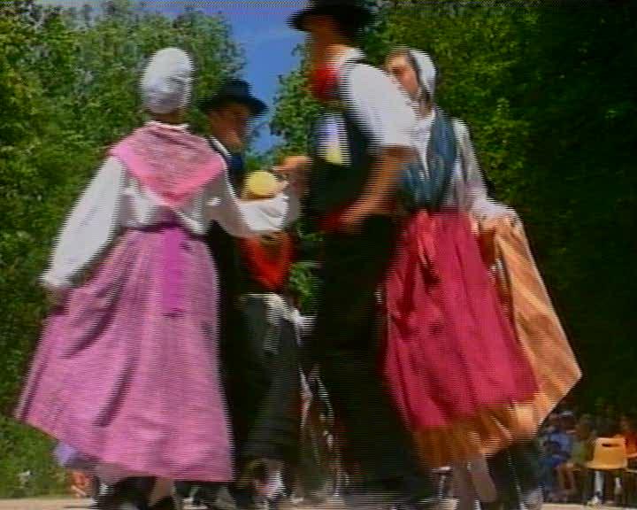 Pays Gavot été 1989 !