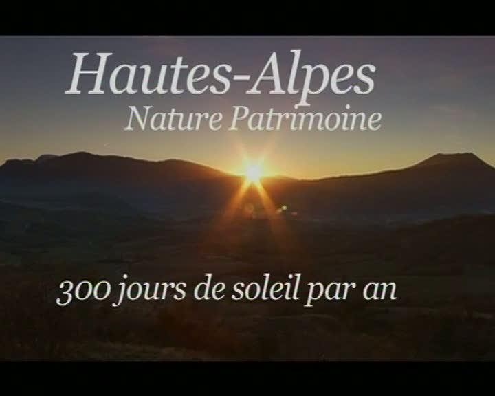 Hautes-Alpes Nature Patrimoine 300 jours de soleil par an