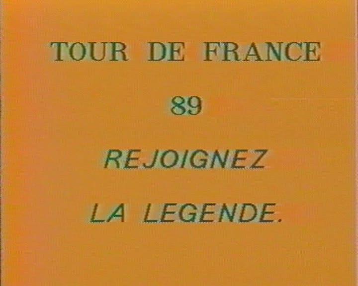 Tour de France 89 rejoignez la légende