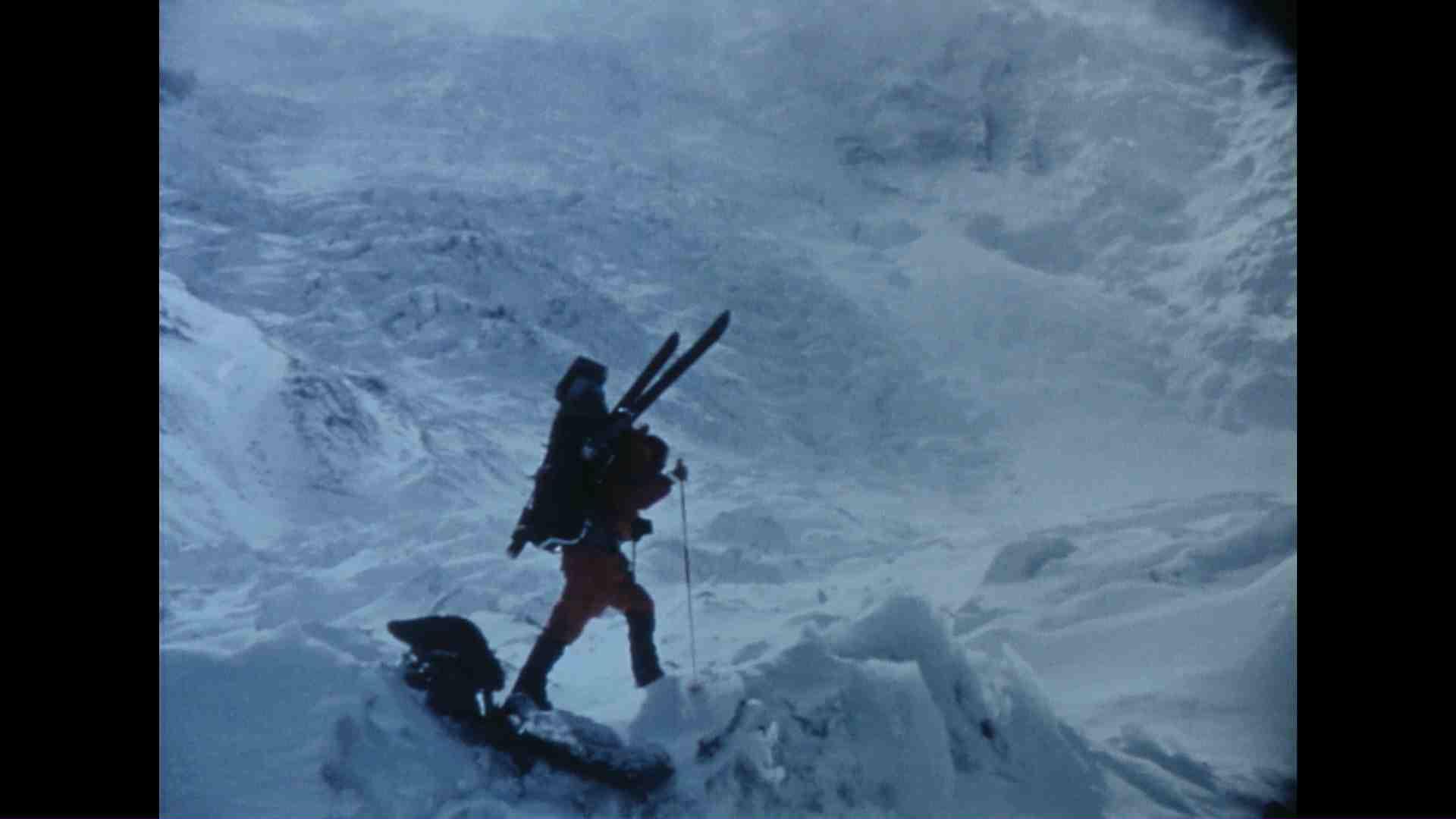 Annapurna premier 8000 à ski
