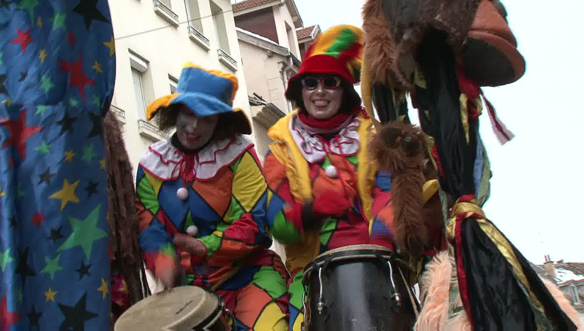 C'est le Carnaval !