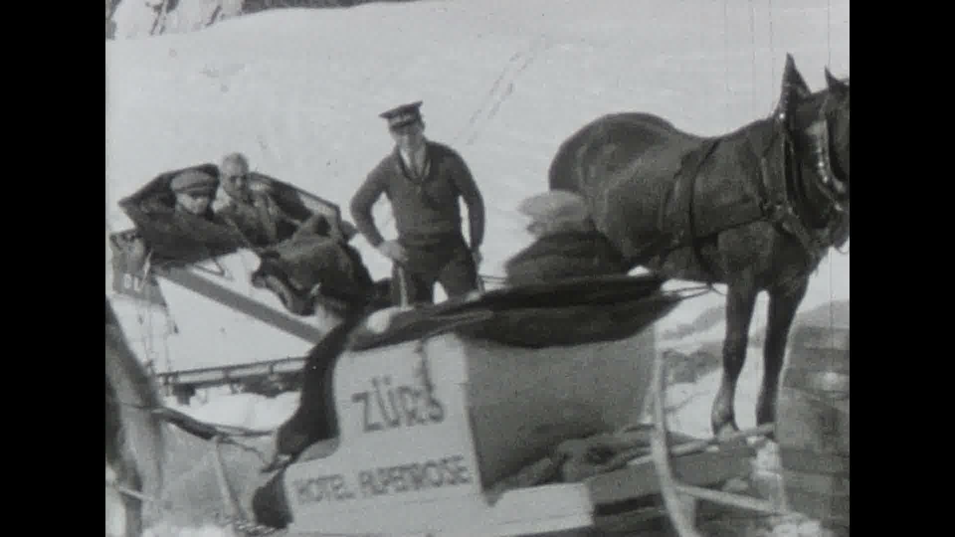 Ski Heil ! Ski Heil ! Ski Heil ! Zürs am Arlberg 1935-1936