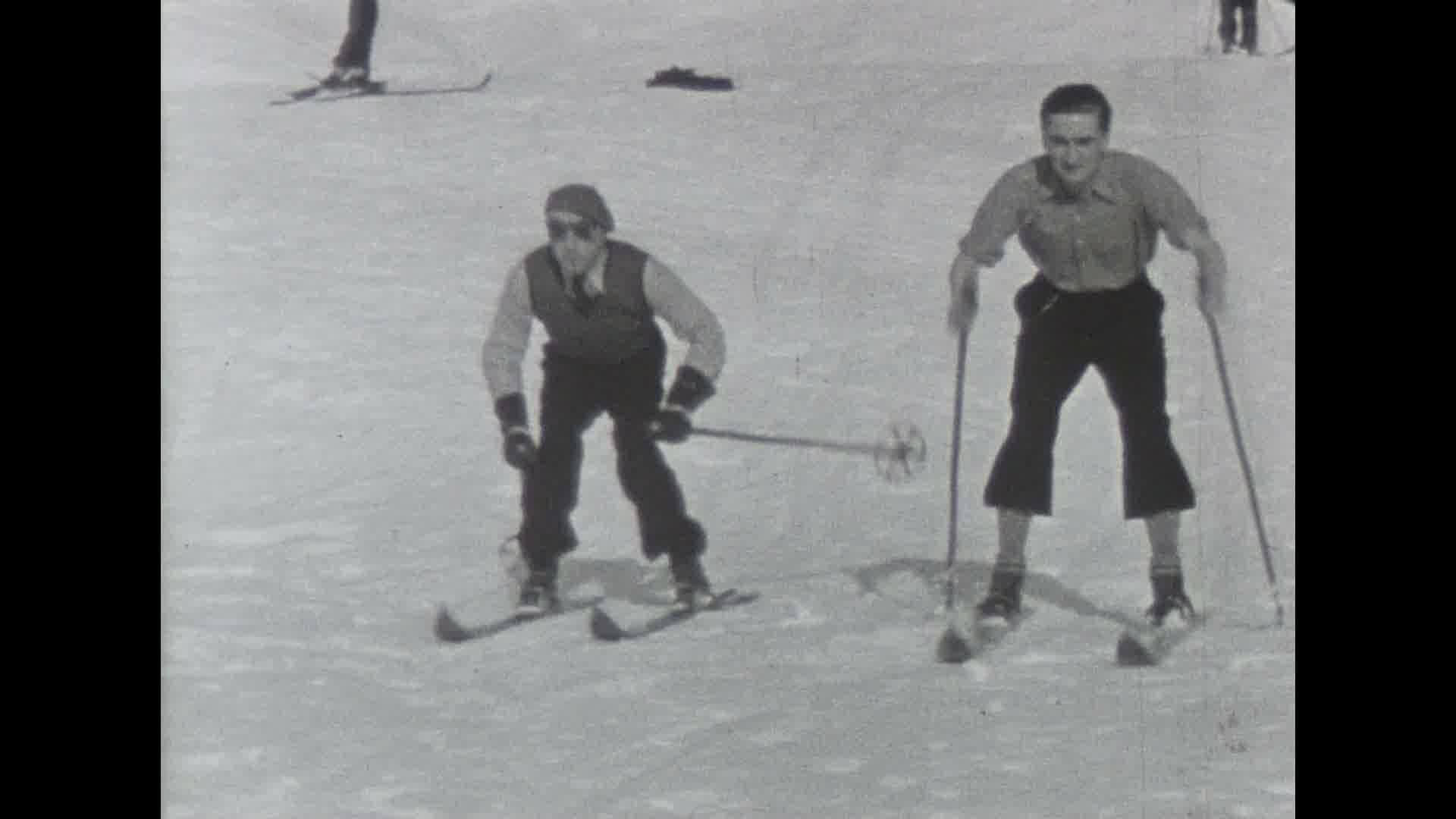 Ski Heil ! Zürs, février 1935 - février 1936