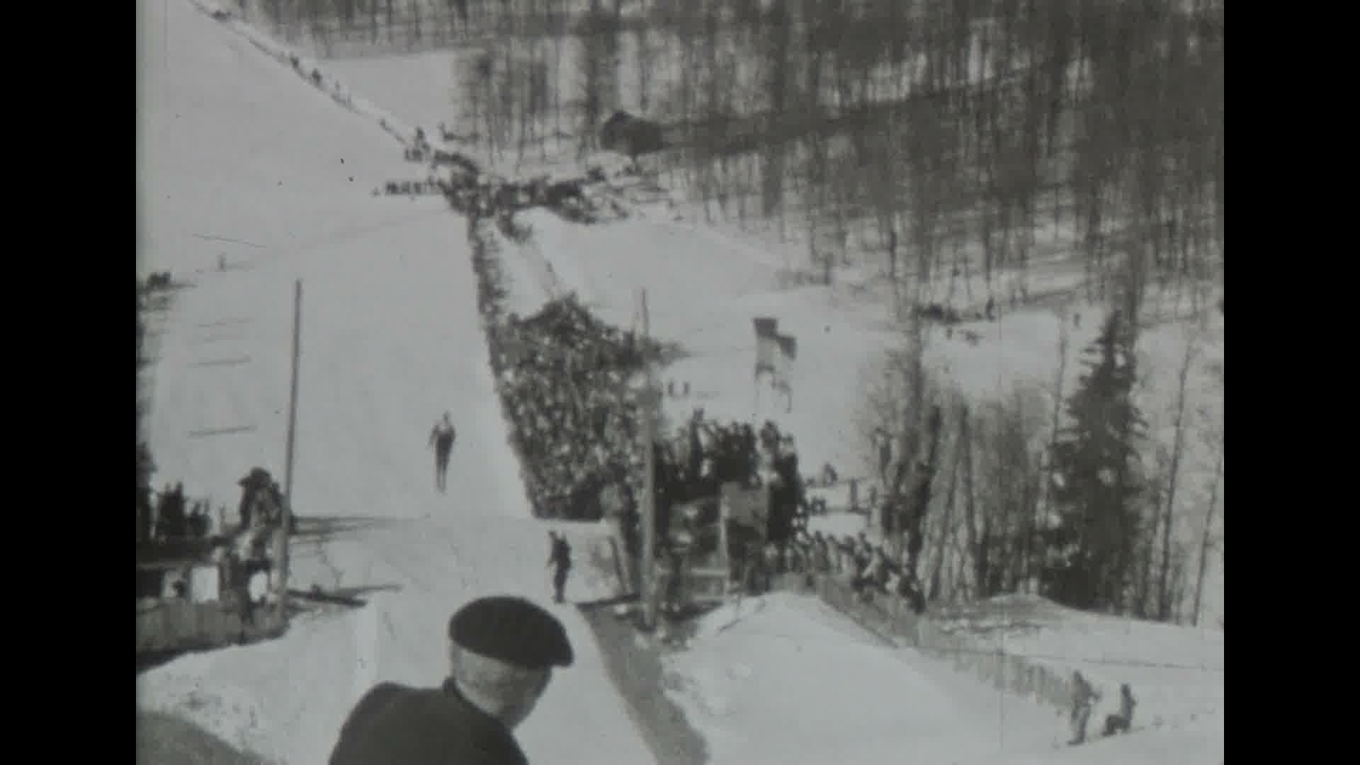Skis de Chamonix et Sestriere