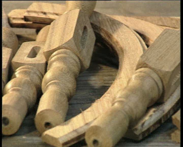 Gestes du fabricant de barres à roue (Les)