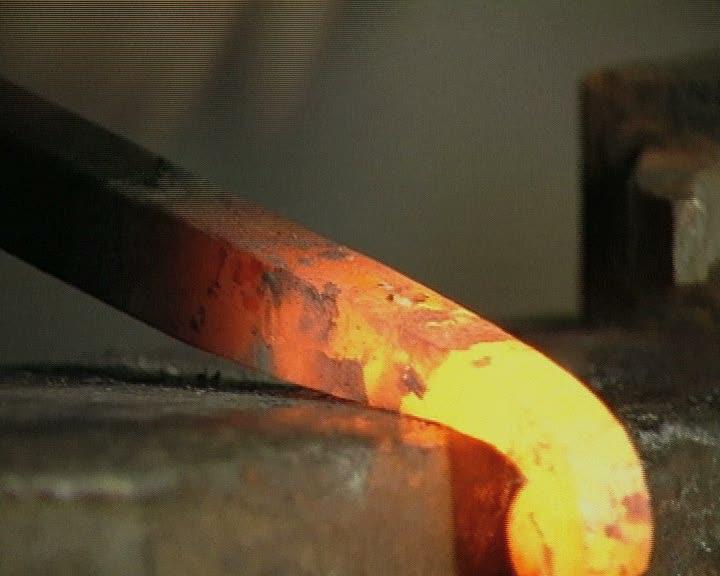 Gestes du ferronnier d'art (Les)