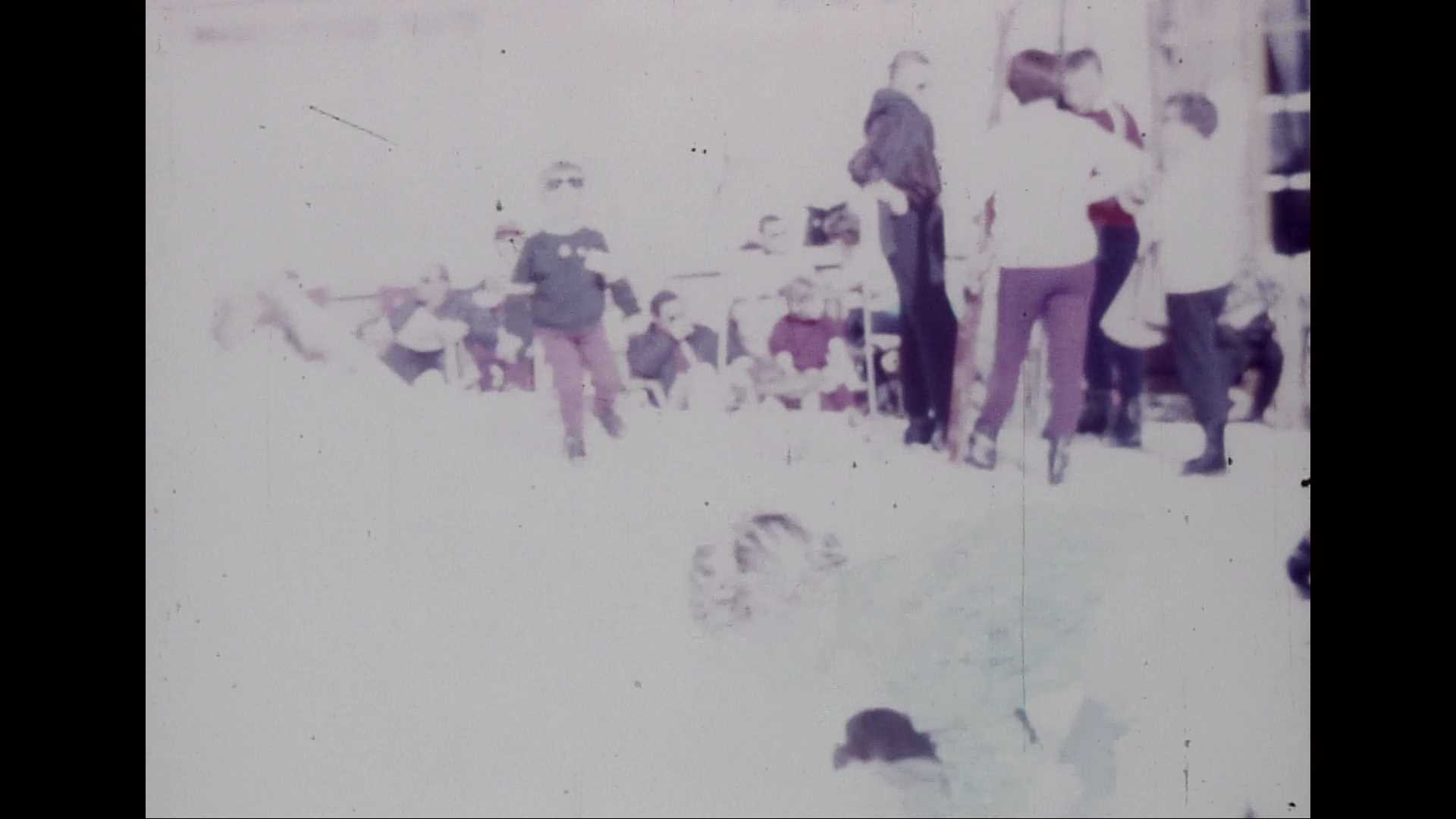Ski à Allos
