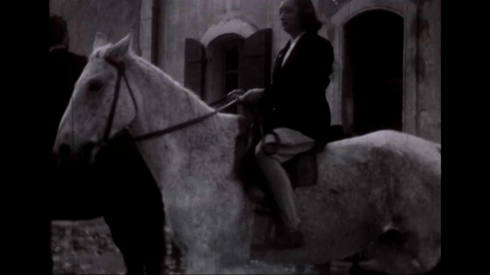 Mag à cheval