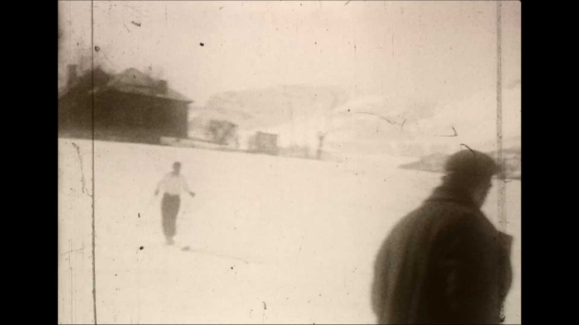 Henri au ski 1