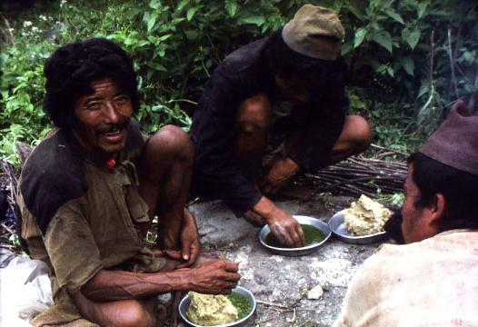 Expédition CRET Himalaya - Nuptsé 1984