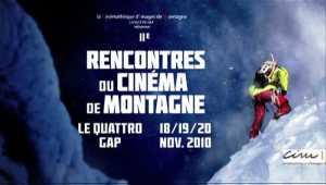 Rencontres du Cinéma de Montagne 2010 (Les)