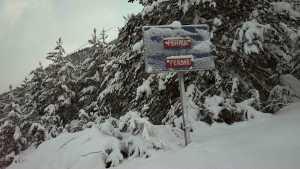 Avalanches en Clarée