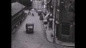 Hautes-Alpes-Italie, début des années 1950