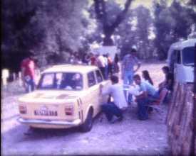 Gymkhana de Haute-Provence, juin 1976