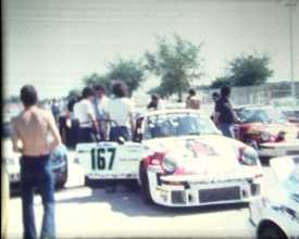 Gymkhana, Circuit Paul Ricard, 1977
